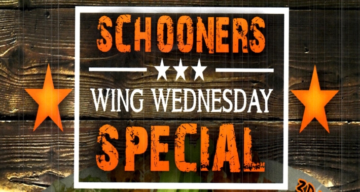 Wednesday: Wing Wednesday